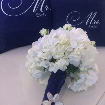 Royal Bride's Bouquet